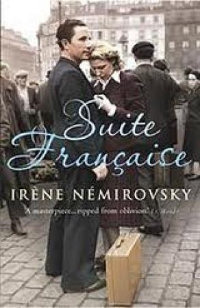 Suite Francaise - cover of novel by Irene Nemirovsky