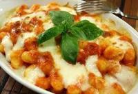 cooked gnocchi di patate